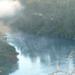 "Nebelschwaden im ""Canyon"""